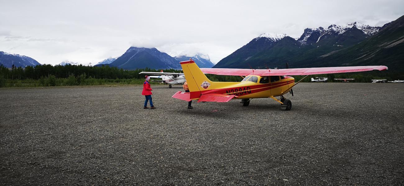 Alaska, la última frontera.