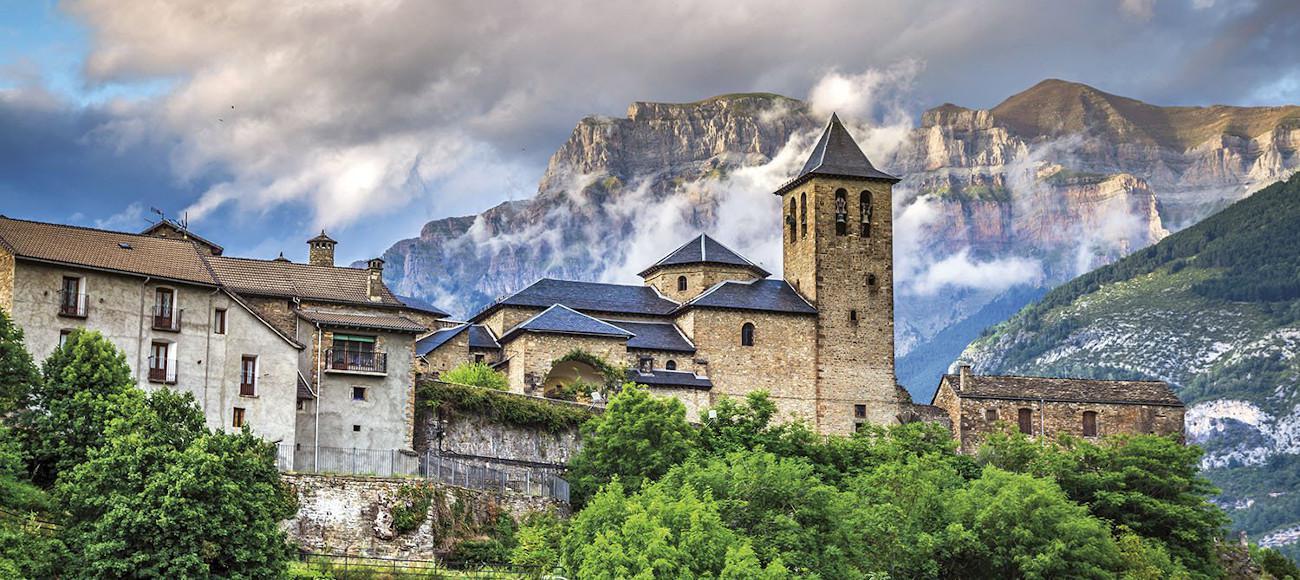 Pirineos: Parque Nacional de Ordesa.