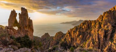 Explora Córcega. Los Alpes en el Mediterráneo.