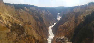 EEUU: Yellowstone y Parques Nacionales del Medio Oeste