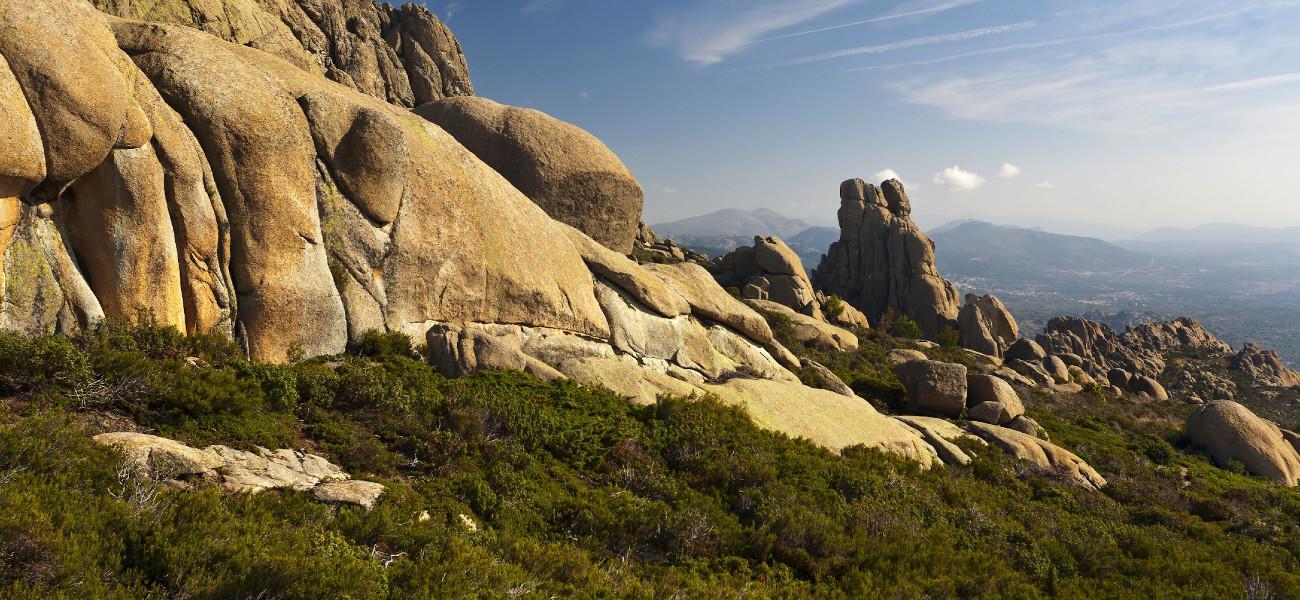 Madrid - Parque Nacional de la Sierra del Guadarrama