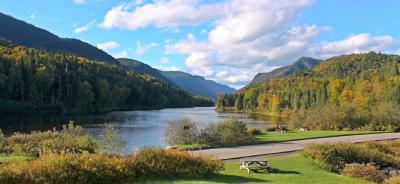 Canadá: Quebec y Los Apalaches