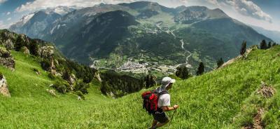 Pirineo aragonés, tres valles.